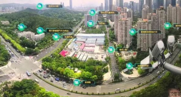 """深圳交通有多智慧?左手""""5G"""",右手""""AI"""",未来还有……"""