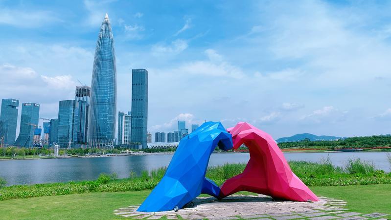 """深圳,让世界见证了中国改革开放的""""时间效率"""""""